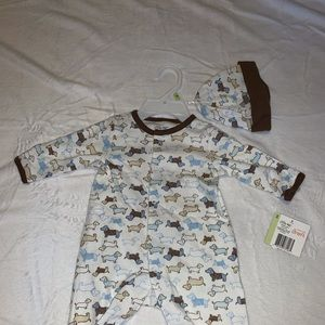 Little Me baby outfit size 3 months